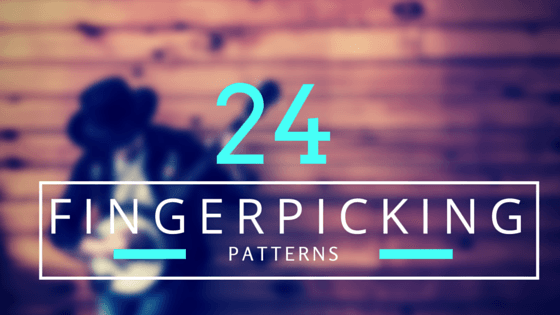 40 Essential Fingerpicking Patterns Every Guitarist Should Know Delectable Fingerpicking Patterns