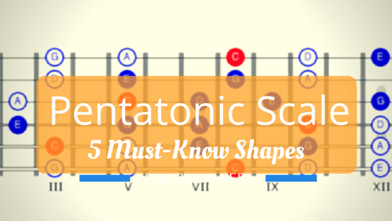 Pentatonic Scale for Guitar