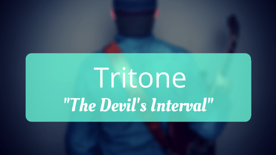 What is a tritone