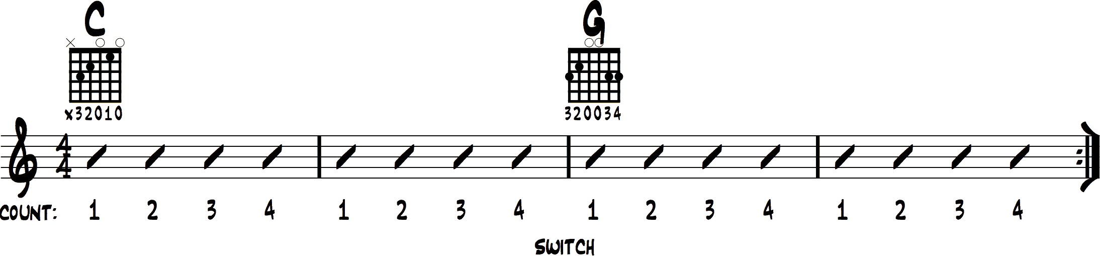 Guitar Chord Example 8