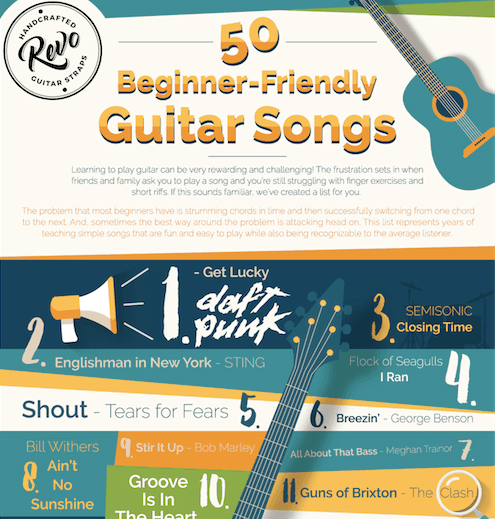 50 easy guitar songs for beginners that sound amazing. Black Bedroom Furniture Sets. Home Design Ideas